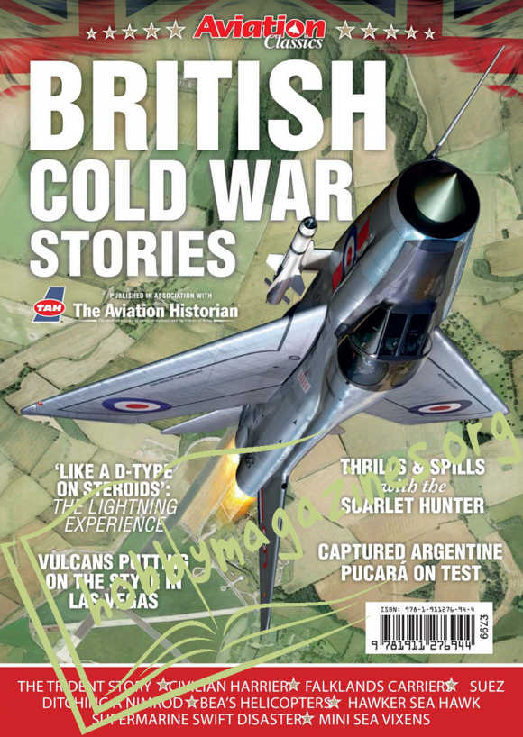 Aviation Classics - British Cold War Stories