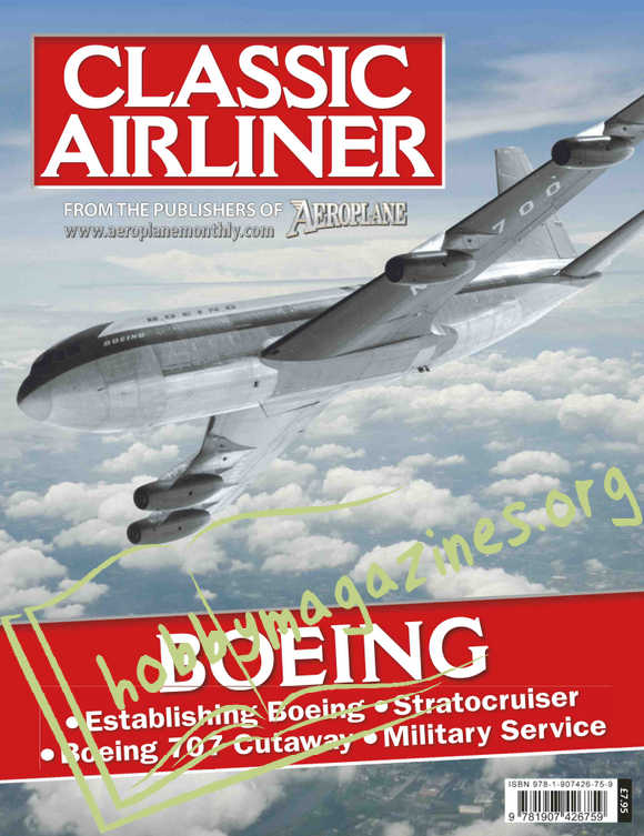 Classic Airliner Issue 3 - BOEING