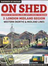 On Shed Issue 2 : London Midland Region