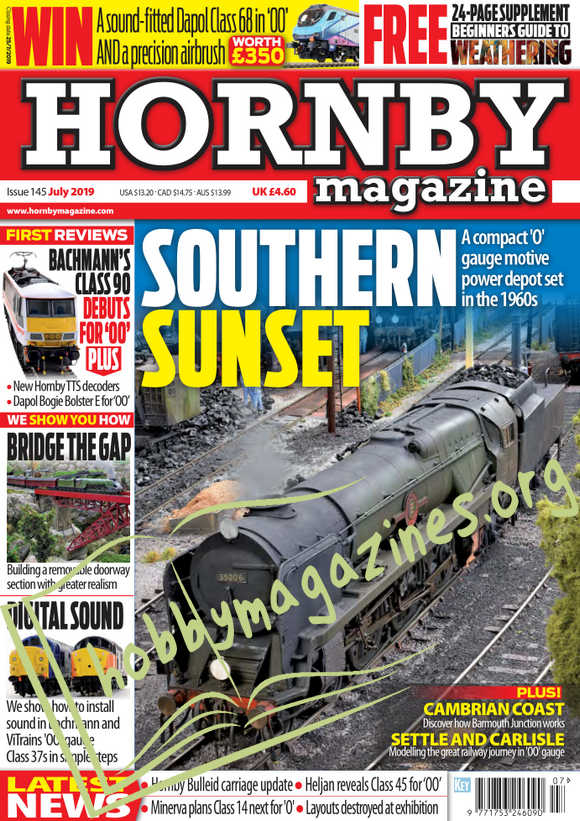 Hornby Magazine - July 2019