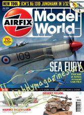 Airfix Model World Issue 104 - July 2019