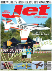 Radio Control Jet International - June/July 2019