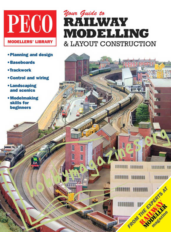 Peco Modellers' Library - Your Guide to Railway Modelling & Layout Construction