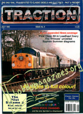 Traction Issue 9 - July 1995