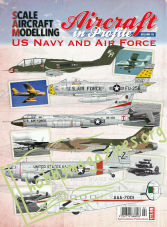 Aircraft In Profile Volume 2 - US Navy and Air Force