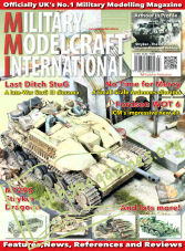 Military Modelcraft International - July 2019