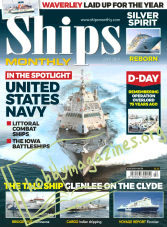 Ships Monthly - July 2019