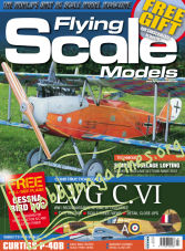 Flying Scale Models - July 2019