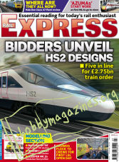 Rail Express - July 2019