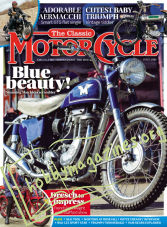The Classic MotorCycle - July 2019