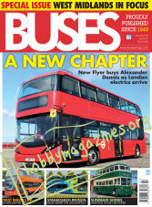 Buses - July 2019