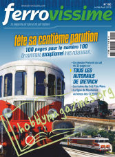 Ferrovissime Issue 100 - Juillet/Aout 2019