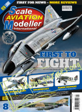 Scale Aviation Modeller International - July 2019