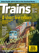 Trains - August 2019