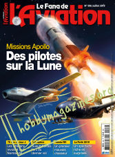 Le Fana de L'Aviation - Juillet 2019