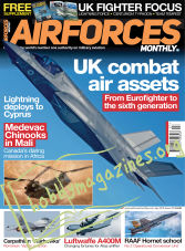 AirForces Monthly - July 2019