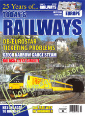 Today's Railways Europe - July 2019
