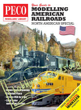 Peco Modellers' Library - Your Guide to Modelling American Railroads