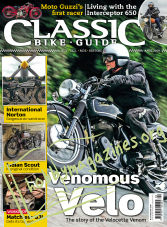 Classic Bike Guide - April 2019