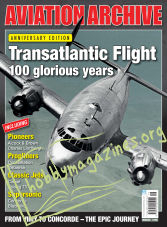 Aeroplane Collector's Archive - Transatlantic Flight 1 ...