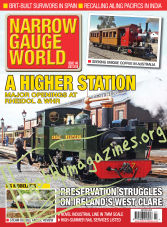 Narrow Gauge World - July 2019