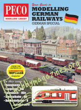 PECO Modellers' Library - Your Guide to Modelling German Railways