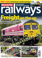 Modern Railways - July 2019