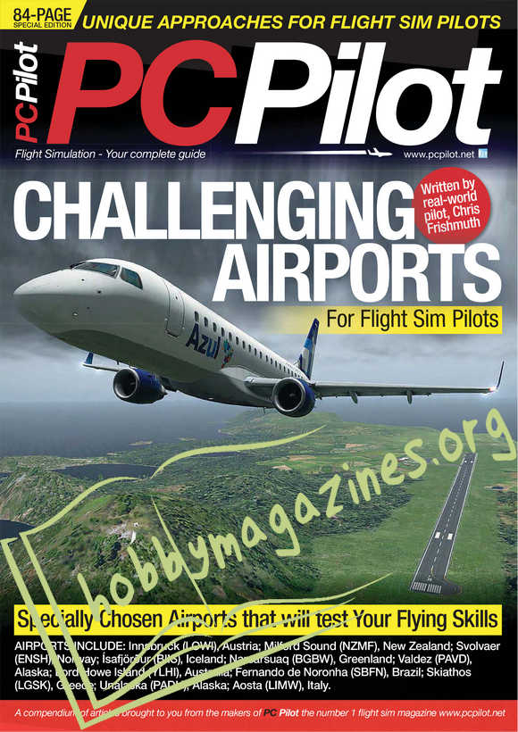 PC Pilot Special - Challenging Airports