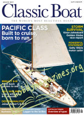 Classic Boat - August 2019