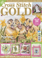 Cross Stitch Gold Issue 154