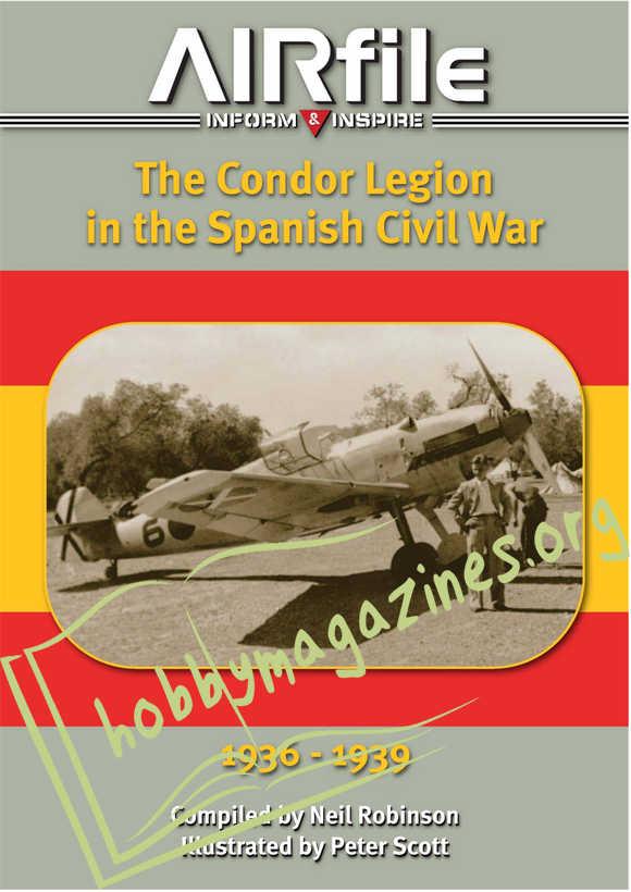 AIRfile - The Condor Legion in the Spanish Civil War