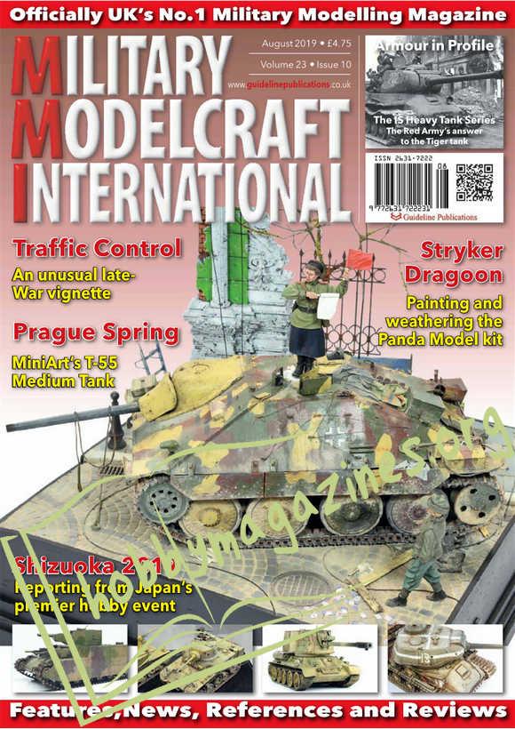 Military Modelcraft International - August 2019