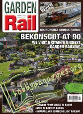 Garden Rail - August 2019