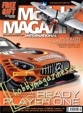 Tamiya Model Magazine International 286 - August 2019