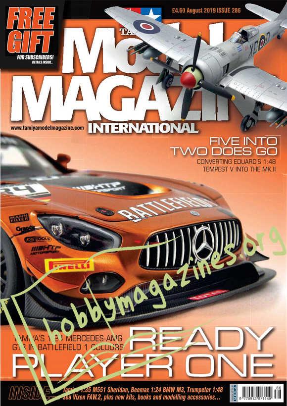 Tamiya Model Magazine International 286 - August 2019