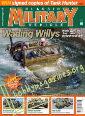 Classic Military Vehicle – August 2019