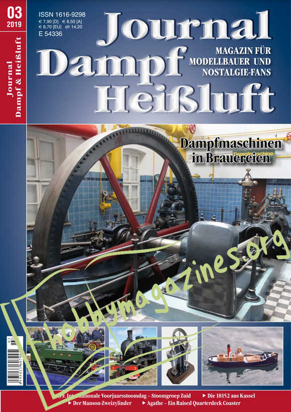 Journal Dampf & Heißluft 2019-03