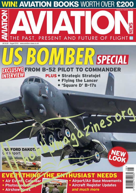 Aviation News - August 2019