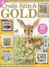 Cross Stitch Gold Issue 155