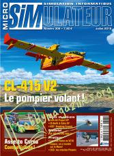 Micro Simulateur - Juillet 2019