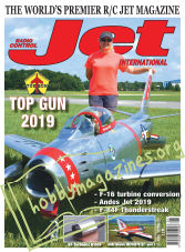 Radio Control Jet International - August/September 2019