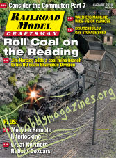 Railroad Model Craftsman - August 2019