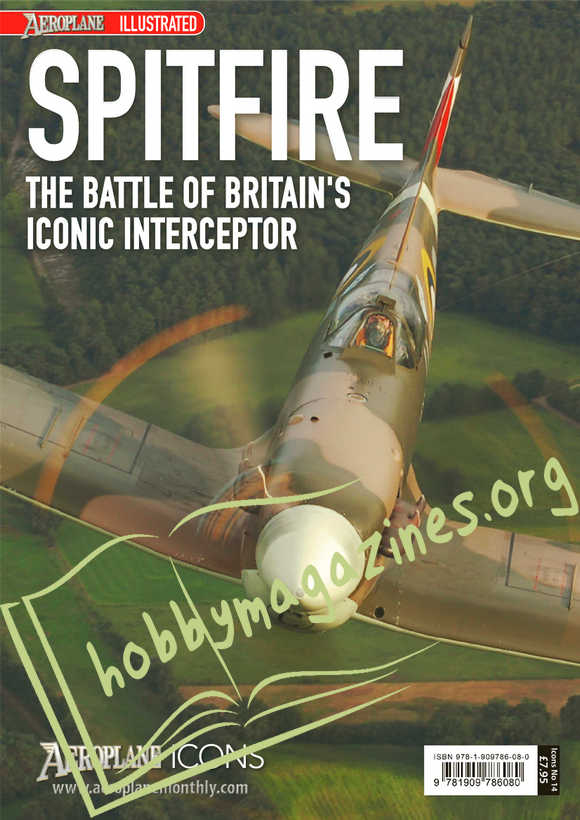 Aeroplane Icons - Spitfire