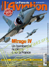 Le Fana de L'Aviation - Août 2019