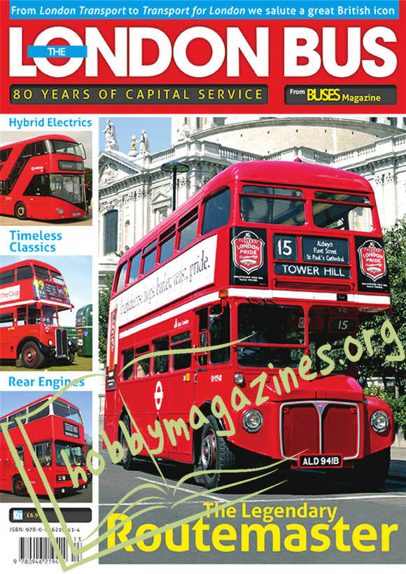 The London Bus Volume 1