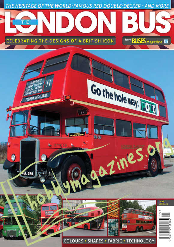 The London Bus Volume 2