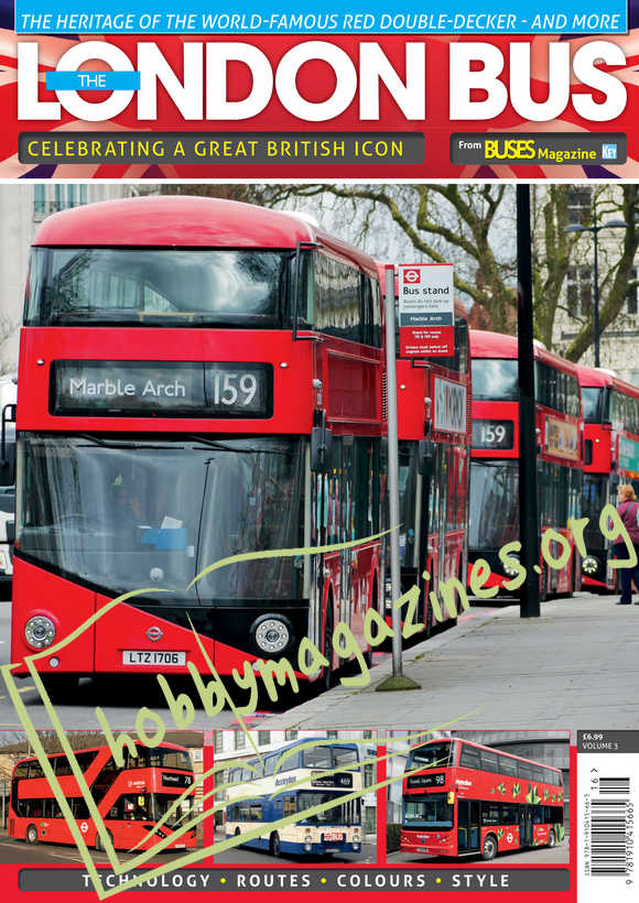 The London Bus Volume 3