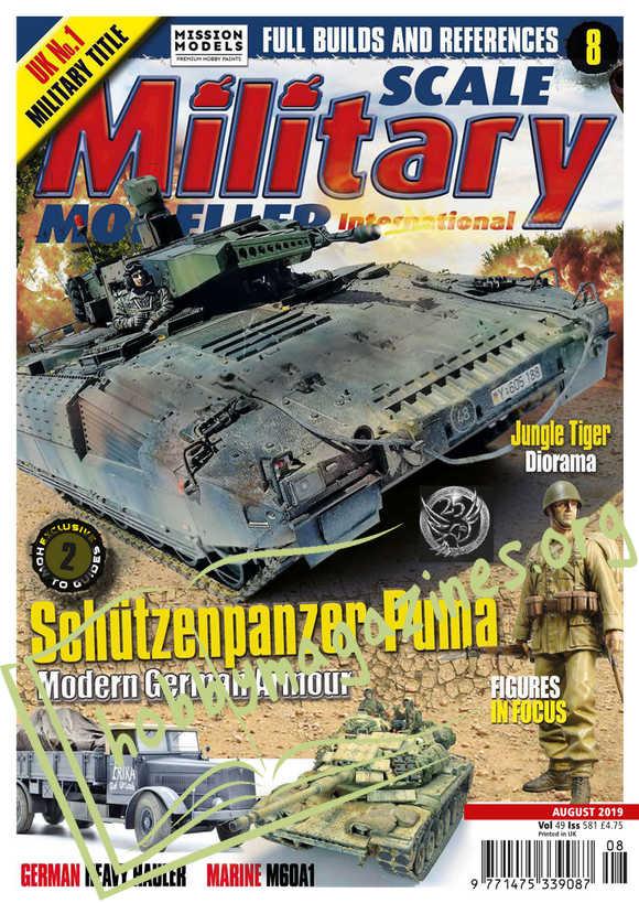 Scale Military Modeller International - August 2019