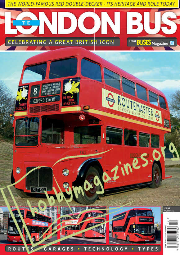 The London Bus Volume 4