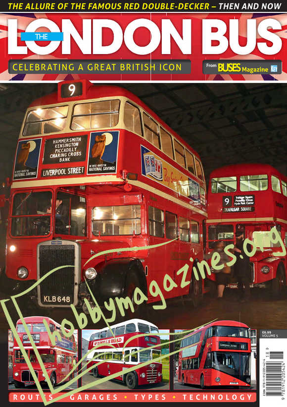The London Bus Volume 5